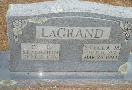 LAGRAND, STELLA M. - Yell County, Arkansas | STELLA M. LAGRAND - Arkansas Gravestone Photos