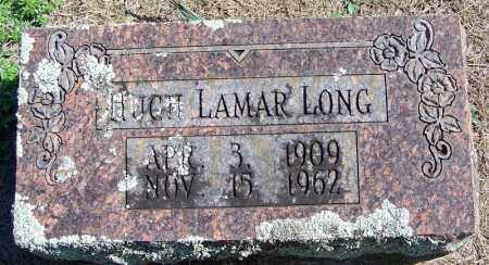LONG, HUGH LAMAR - Yell County, Arkansas | HUGH LAMAR LONG - Arkansas Gravestone Photos