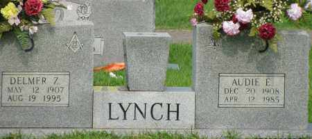 LYNCH, AUDIE E - Yell County, Arkansas | AUDIE E LYNCH - Arkansas Gravestone Photos