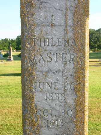 MASTERS, (MARY) PHILENA - Yell County, Arkansas | (MARY) PHILENA MASTERS - Arkansas Gravestone Photos