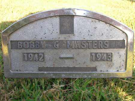 MASTERS, BOBBY G - Yell County, Arkansas | BOBBY G MASTERS - Arkansas Gravestone Photos