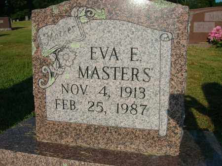 MASTERS, EVA E - Yell County, Arkansas | EVA E MASTERS - Arkansas Gravestone Photos