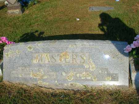 MASTERS, LEROY - Yell County, Arkansas | LEROY MASTERS - Arkansas Gravestone Photos