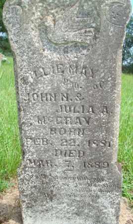 MCCRAY, LILLIE MAY - Yell County, Arkansas   LILLIE MAY MCCRAY - Arkansas Gravestone Photos