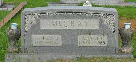 MCCRAY, THOMAS J - Yell County, Arkansas | THOMAS J MCCRAY - Arkansas Gravestone Photos