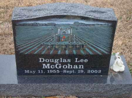 MCGOHAN, DOUGLAS LEE - Yell County, Arkansas | DOUGLAS LEE MCGOHAN - Arkansas Gravestone Photos