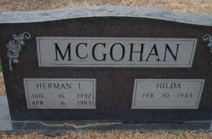 MCGOHAN, HERMAN L. - Yell County, Arkansas | HERMAN L. MCGOHAN - Arkansas Gravestone Photos