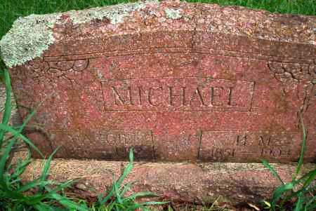 MICHAEL, H. M. - Yell County, Arkansas | H. M. MICHAEL - Arkansas Gravestone Photos