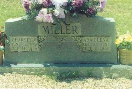 MILLER, CHARLEY VINSON - Yell County, Arkansas | CHARLEY VINSON MILLER - Arkansas Gravestone Photos