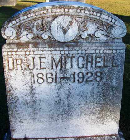 MITCHELL, DR, J E - Yell County, Arkansas | J E MITCHELL, DR - Arkansas Gravestone Photos