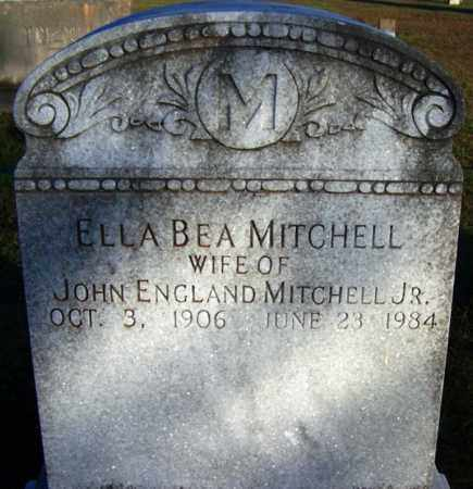 MITCHELL, ELLA BEA - Yell County, Arkansas | ELLA BEA MITCHELL - Arkansas Gravestone Photos