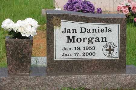 MORGAN, JAN - Yell County, Arkansas | JAN MORGAN - Arkansas Gravestone Photos
