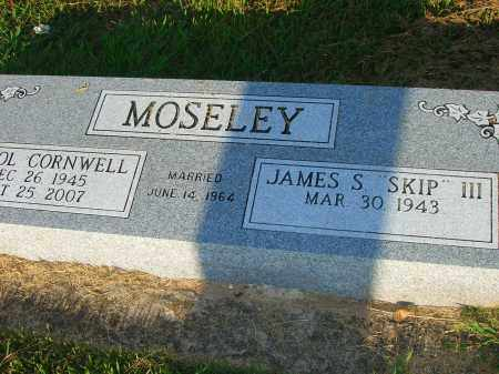 MOSELEY, LINDA CAROL - Yell County, Arkansas | LINDA CAROL MOSELEY - Arkansas Gravestone Photos