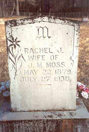 MOSS, RACHEL JANE - Yell County, Arkansas | RACHEL JANE MOSS - Arkansas Gravestone Photos