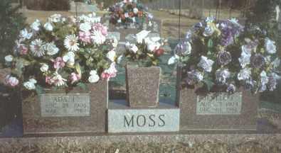 MOSS, JEWEL - Yell County, Arkansas | JEWEL MOSS - Arkansas Gravestone Photos