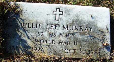 MURRAY (VETERAN WWII), BILLIE LEE - Yell County, Arkansas | BILLIE LEE MURRAY (VETERAN WWII) - Arkansas Gravestone Photos