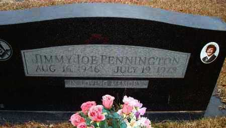 PENNINGTON, JIMMY JOE - Yell County, Arkansas | JIMMY JOE PENNINGTON - Arkansas Gravestone Photos