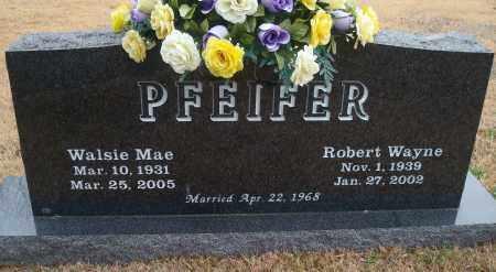 PFEIFER, ROBERT WAYNE - Yell County, Arkansas | ROBERT WAYNE PFEIFER - Arkansas Gravestone Photos