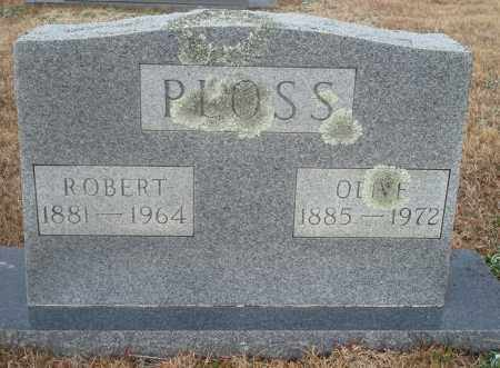 PLOSS, ROBERT - Yell County, Arkansas | ROBERT PLOSS - Arkansas Gravestone Photos