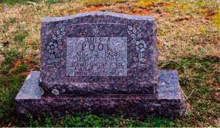 POOL, JAMES R. - Yell County, Arkansas | JAMES R. POOL - Arkansas Gravestone Photos