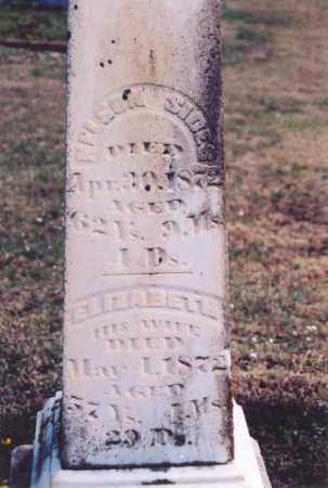 SIDES, NESLON - Yell County, Arkansas | NESLON SIDES - Arkansas Gravestone Photos