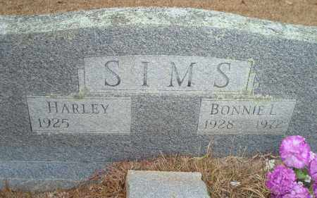 SIMS, BONNIE L. - Yell County, Arkansas | BONNIE L. SIMS - Arkansas Gravestone Photos