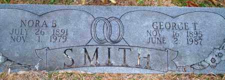 SMITH, GEORGE T. - Yell County, Arkansas | GEORGE T. SMITH - Arkansas Gravestone Photos