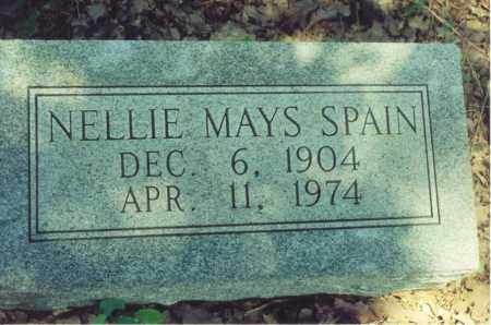 SPAIN, NELLIE MAYS - Yell County, Arkansas | NELLIE MAYS SPAIN - Arkansas Gravestone Photos