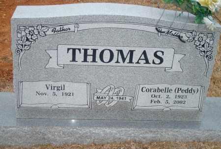 THOMAS, CORABELLE - Yell County, Arkansas | CORABELLE THOMAS - Arkansas Gravestone Photos