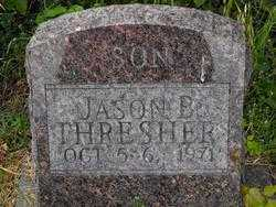 THRESHER, JASON - Yell County, Arkansas | JASON THRESHER - Arkansas Gravestone Photos