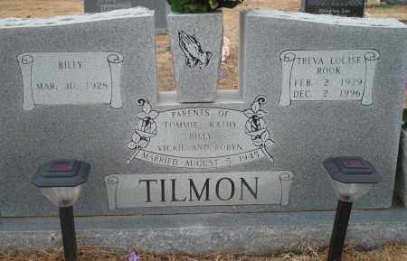 TILMON, TREVA LOUISE - Yell County, Arkansas | TREVA LOUISE TILMON - Arkansas Gravestone Photos