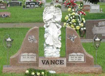 VANCE, BOBBYE - Yell County, Arkansas | BOBBYE VANCE - Arkansas Gravestone Photos
