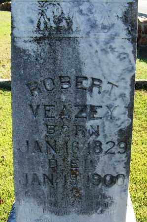 VEAZEY, ROBERT - Yell County, Arkansas | ROBERT VEAZEY - Arkansas Gravestone Photos