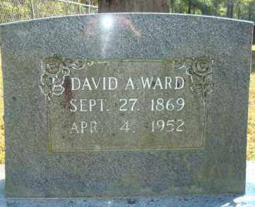 WARD, DAVID A. - Yell County, Arkansas | DAVID A. WARD - Arkansas Gravestone Photos