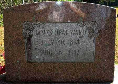 WARD, JAMES OPAL - Yell County, Arkansas | JAMES OPAL WARD - Arkansas Gravestone Photos