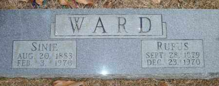 WARD, RUFUS - Yell County, Arkansas | RUFUS WARD - Arkansas Gravestone Photos