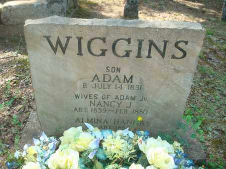WIGGINS, ADAM - Yell County, Arkansas | ADAM WIGGINS - Arkansas Gravestone Photos