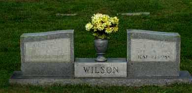 WILSON, JR, R B - Yell County, Arkansas | R B WILSON, JR - Arkansas Gravestone Photos