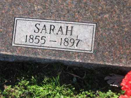 AX, SARAH JANE - Arkansas County, Arkansas | SARAH JANE AX - Arkansas Gravestone Photos