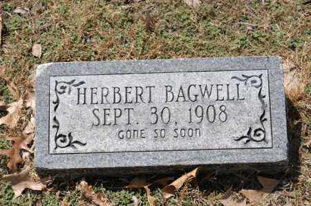 BAGWELL, HERBERT - Arkansas County, Arkansas | HERBERT BAGWELL - Arkansas Gravestone Photos