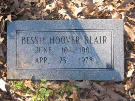 HOOVER BLAIR, BESSIE - Arkansas County, Arkansas | BESSIE HOOVER BLAIR - Arkansas Gravestone Photos