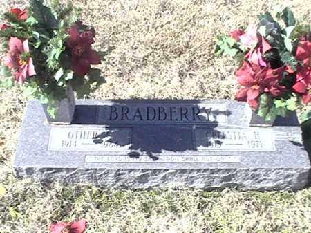 BRADBERRY, OTHER G - Arkansas County, Arkansas | OTHER G BRADBERRY - Arkansas Gravestone Photos