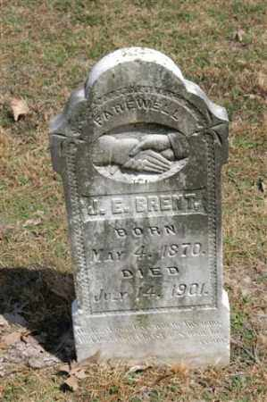 BRENT, JAMES E. - Arkansas County, Arkansas | JAMES E. BRENT - Arkansas Gravestone Photos