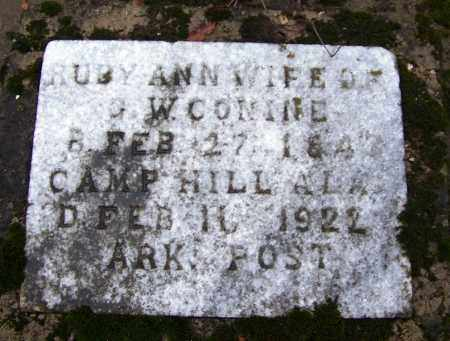 CONINE, RUBY ANN - Arkansas County, Arkansas | RUBY ANN CONINE - Arkansas Gravestone Photos