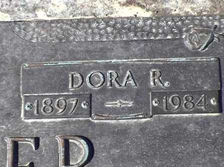 COVER  2, DORA R. - Arkansas County, Arkansas | DORA R. COVER  2 - Arkansas Gravestone Photos