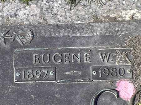 COVER  2, EUGENE W - Arkansas County, Arkansas | EUGENE W COVER  2 - Arkansas Gravestone Photos