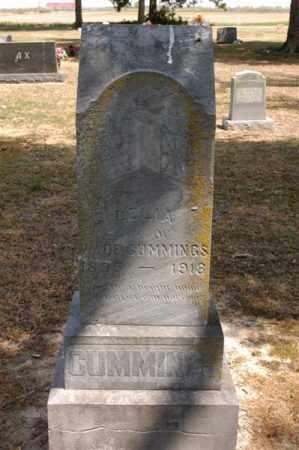 CUMMINGS, LELIA - Arkansas County, Arkansas | LELIA CUMMINGS - Arkansas Gravestone Photos