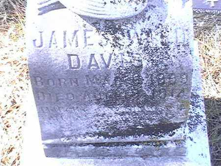DAVIS, JAMES WARD - Arkansas County, Arkansas | JAMES WARD DAVIS - Arkansas Gravestone Photos