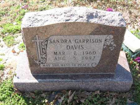 DAVIS, SANDRA - Arkansas County, Arkansas | SANDRA DAVIS - Arkansas Gravestone Photos