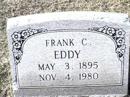 EDDY, FRANK C. - Arkansas County, Arkansas | FRANK C. EDDY - Arkansas Gravestone Photos